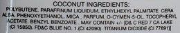 Balsam do ust Lis, fioletowy - Martinelia Color Lip Balm Wild Sweetness Coconut — фото N3
