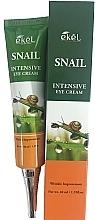 Kup Krem pod oczy ze śluzem ślimaka - Ekel Snail Intensive Eye Cream