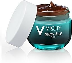 Krem i maska do twarzy na noc Dotlenienie i regeneracja - Vichy Slow Âge Night Cream & Mask — фото N9