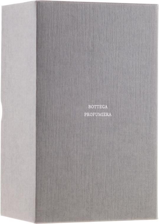 Bottega Profumiera Rose Poudre - Zestaw (edp 100 ml + 2 x edp 15 ml) — фото N1