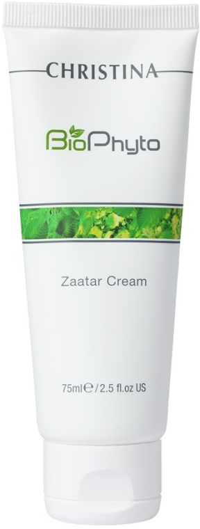 Krem do twarzy - Christina Bio Phyto Zaatar Cream