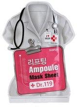 Kup Liftingująca maska na tkaninie - Urban Dollkiss Dr.119 Lifting Ampoule Mask Sheet