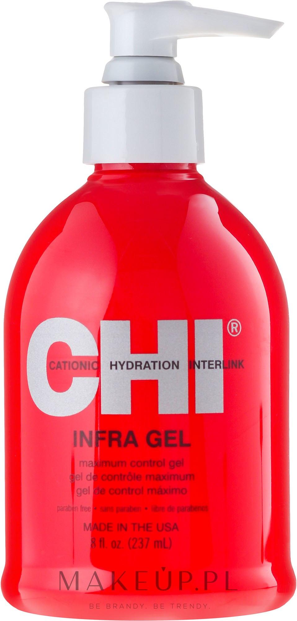 Żel do stylizacji włosów - CHI Infra Gel — фото 237 ml