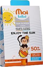 Kup Balsam z filtrem przeciwsłonecznym dla dzieci - Moi Bebe High Protection Sun Screen Lotion SPF 50+