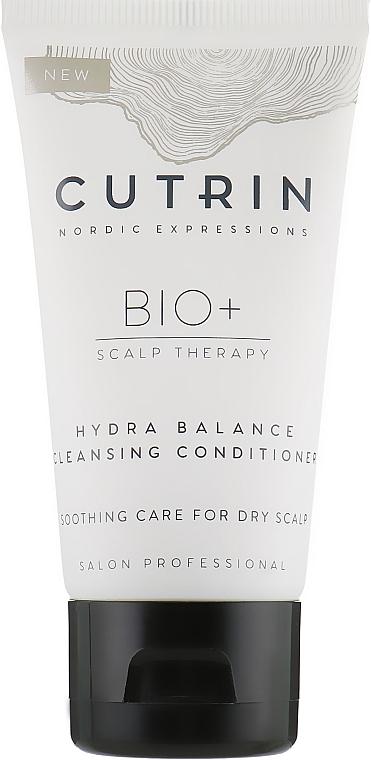 Nawilżająca maska do włosów - Cutrin Bio+ Hydra Balance Conditioner — фото N1