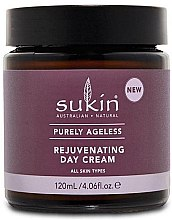 Kup Odmładzający krem do twarzy na dzień - Sukin Purely Ageless Rejuvenating Day Cream