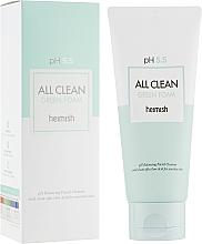 Kup Oczyszczająca pianka do twarzy - Heimish All Clean Green Foam pH 5.5