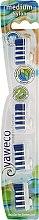 Kup Wymienne główki do szczoteczki do zębów, średnia twardość - Yaweco Toothbrush Heads Nylon Medium