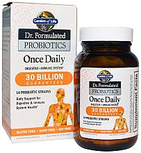 Kup Probiotyki w kapsułkach - Garden of Life Dr. Formulated Probiotics Once Daily