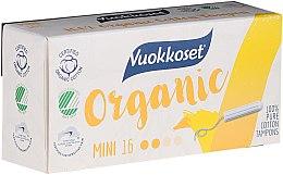 Kup Organiczne minitampony bez aplikatora, 16 szt. - Vuokkoset Organic Mini Tampons