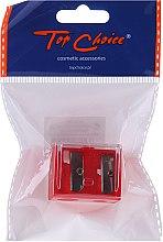 Kup Podwójna temperówka z pokrywką 2182, czerwona - Top Choice
