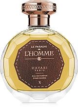 Kup Hayari Parfums Le Paradis de L`Homme - Woda perfumowana