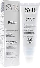 Kup Delikatny peeling redukujący przebarwienia na noc - SVR Clairial Night Peel Peeling