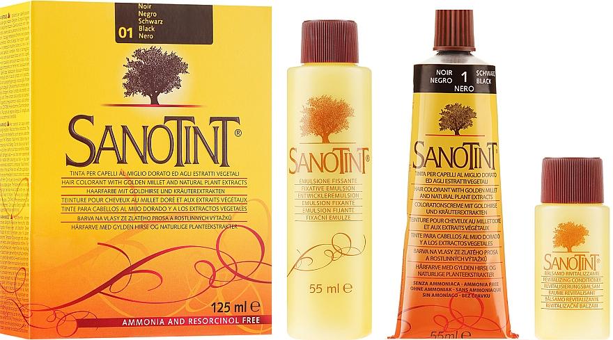 Roślinna farba do włosów - Sanotint Classic