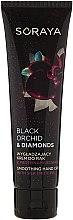 Kup Wygładzający krem do rąk z proteinami jedwabiu - Soraya Black Orchid & Diamonds Smoothing Hand Cream