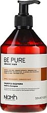 Kup Rewitalizujący szampon do włosów zniszczonych - Niamh Hairconcept Be Pure Restore Shampoo