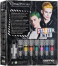 PRZECENA! Zestaw - Osmo Color Psycho Starter Kit (7xc/cr/150ml + tamer/250ml) * — фото N2