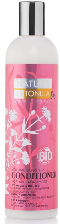 Wzmacniająca odżywka nadająca włosom objętość - Natura Estonica Bio Volume Booster