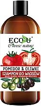 Kup Szampon do włosów cienkich i pozbawionych objętości Oliwki i pomidor - Eco U Shampoo For Fine Hair