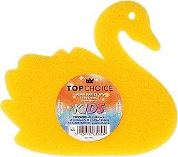 Kup Gąbka kąpielowa Łabędź 30604, żółta - Top Choice Bath Sponge Kids