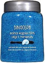 Kup Sól do kąpieli z algami i minerałami - BingoSpa Bath Salt With Algae And Minerals