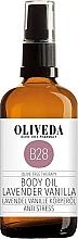 Kup Olejek do ciała Lawenda i wanilia - Oliveda Body Oil Lavender Vanilla Anti Stress