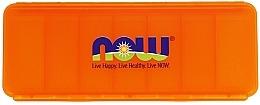 Kup Organizer na leki i suplementy diety - Now Foods 7 Day Pill Case