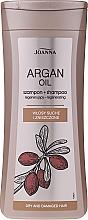 Kup Szampon z olejem arganowym do włosów suchych i zniszczonych - Joanna Argan Oil