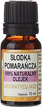 Kup Naturalny aromatyzujący olejek pomarańczowy - Biomika
