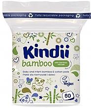 Kup Płatki dla niemowląt i dzieci - Kindii Bamboo Cotton Pads