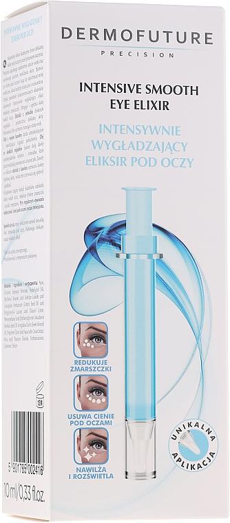 Intensywnie wygładzający eliksir pod oczy - DermoFuture Intensive Smooth Eye Elixir