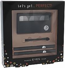 Kup Zestaw do makijażu oczu - Cosmetic 2K Lets Get Perfect Eyes Set2 Grey