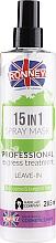 Kup Spray do włosów szorstkich i splątanych - Ronney Professional 15in1 Spray Mask Professional Express Treatment Leave-In