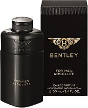 Kup Bentley Bentley For Men Absolute - Woda perfumowana