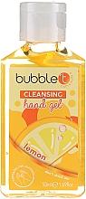 Kup Antybakteryjny żel do rąk Cytryna - Bubble T Cleansing Hand Gel