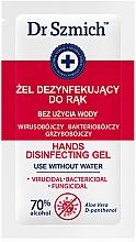 Kup Dezynfekujący żel do rąk - Dr. Szmich Hands Disinfecting Gel (próbka)
