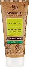 Kup Maska do twarzy i szyi ze śluzem ślimaki - Markell Cosmetics Bio-Helix