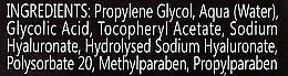 Serum wygładzające na noc Peeling glikolowy - Liqpharm — фото N4