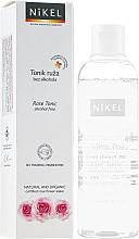 Kup Różany tonik do skóry normalnej i suchej - Nikel Rose Tonic