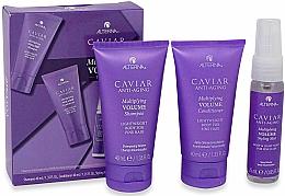 Kup Zestaw - Alterna Caviar Anti-Aging Multiplying Volume (shm/40ml + cond/40ml + mist/25ml)