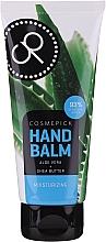 Kup Krem do rąk z aloesem i masłem shea - Cosmepick Hand Balm Aloe Vera&Shea Butter