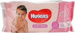 Kup Chusteczki nawilżane dla dzieci, 56 szt. - Huggies Soft Skin