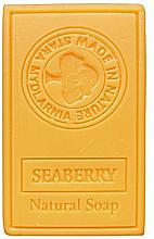 Kup Naturalne mydło w kostce Rokitnik - Stara Mydlarnia Body Mania Seaberry Natural Soap