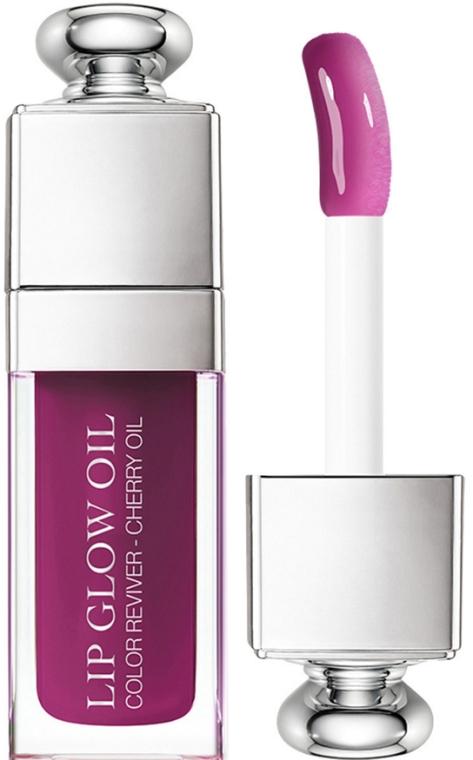 Odżywczy olejek do ust - Dior Lip Glow Oil — фото N1