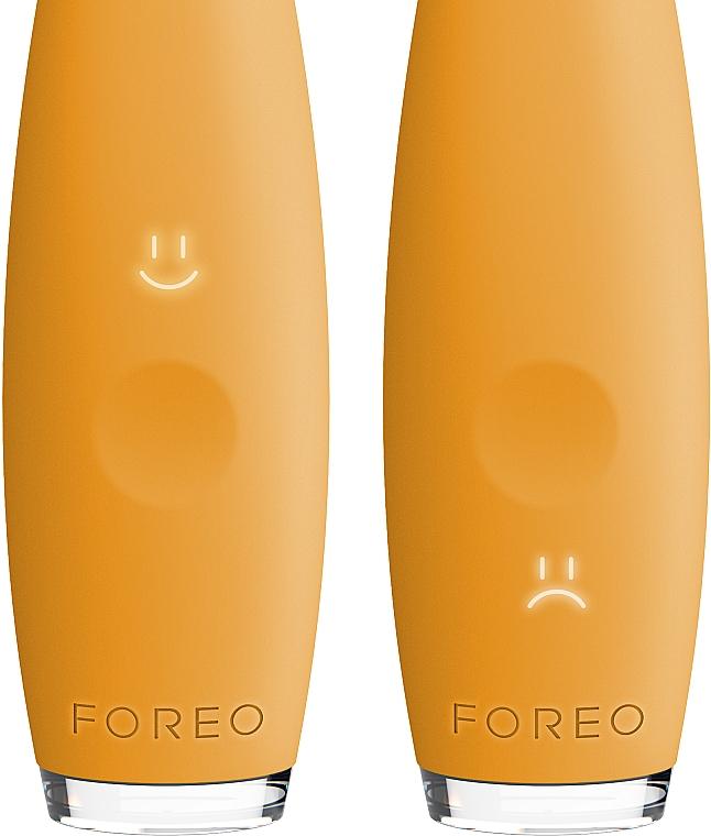 Elektryczna szczoteczka do zębów - Foreo Issa Mini 2 Mango Tango — фото N3