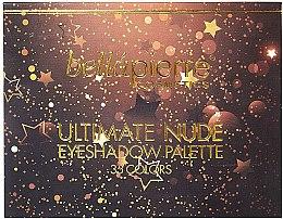 Paleta cieni do powiek - Bellapierre Ultimate Nude Eyeshadow Palette — фото N2