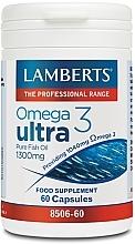 Kup Suplement diety w kapsułkach Omega-3 - Lamberts Omega 3 Ultra Pure Fish Oil 1300mg