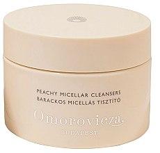 Kup Oczyszczające płatki micelarne do twarzy - Omorovicza Peachy Micellar Cleansers