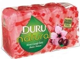 Kup Wiśniowe mydło kosmetyczne - Duru Natural Soap (wielopak)