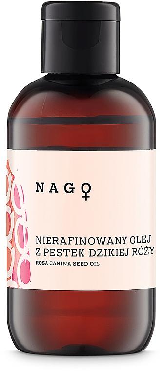 Nierafinowany olej z pestek dzikiej róży - Fitomed — фото N1